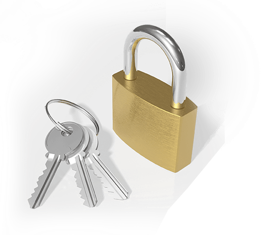 lock and keys image