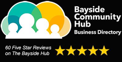 bayside community hub logo